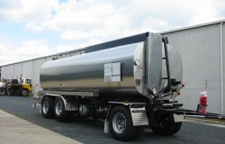 20,000L Bitumen Tri Axle Dog Trailer