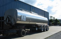 27,500L Bitumen Bulk Tanker