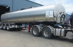 30,000L Bitumen Bulk Tanker