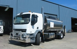 DAF LF55 8,000L Bitumen Sprayer